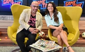 Γιάννης Zουγανέλης στο OΠΑΠ Game Time: «Με εξιτάρει αυτός ο Παναθηναϊκός»
