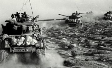 Οι έξι μέρες που χρειάστηκε το Ισραήλ για να αλλάξει την ιστορία