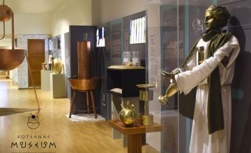 Τριήμερο δωρεάν ξεναγήσεων στο Μουσείο Κοτσανά