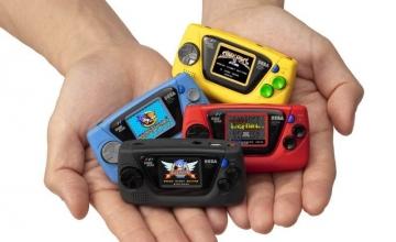 Game Gear Micro: Η Sega επανακυκλοφορεί την κλασική παιχνιδομηχανή