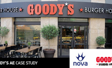 Nova & Goody's AE: Συνεργασία για παροχή υπηρεσιών τηλεργασίας και Contact Center!