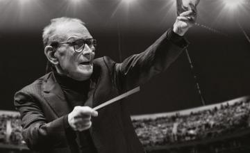 Αφιέρωμα στον μεγάλο συνθέτη Ennio Moriccone αποκλειστικά στη Nova!