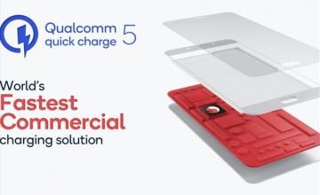 Qualcomm: Νέα τεχνολογία ταχείας φόρτισης φορτίζει τηλέφωνο κατά το ήμισυ σε πέντε λεπτά