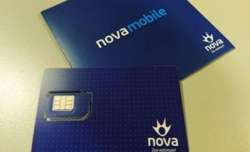 Δυνατή η είσοδος της Nova στην κινητή τηλεφωνία