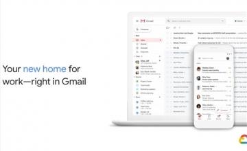 Gmail: Η υπηρεσία ηλεκτρονικού ταχυδρομείου της Google έρχεται με νέο σχεδιασμό