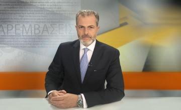O Γιάννης Παπαδόπουλος στο δελτίο ειδήσεων του OPEN τα Σαββατοκύριακα