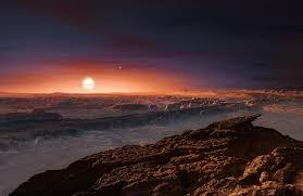 Εικόνα ενός άλλου κόσμου, όπου ίσως υπάρχει ζωή