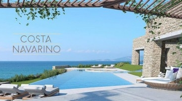 Costa Navarino: «Tρέχουν» οι νέες επενδύσεις των 250 εκ. ευρώ