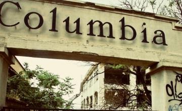 Το εγκαταλελειμένο εργοστάσιο της Columbia στον Περισσό μετατρέπεται σε ανοιχτή γκαλερί