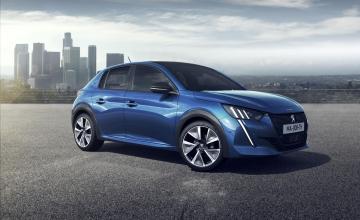PEUGEOT: Πρώτη στις πωλήσεις ηλεκτρικών αυτοκινήτων
