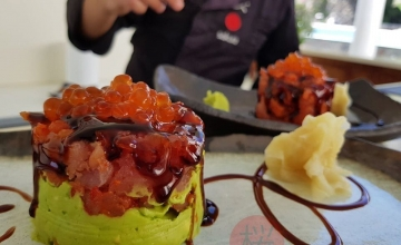 Sakura Sushi & Steaks για τους λάτρεις του καλού φαγητού!