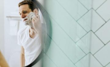 Συμβουλές για τέλειο ξύρισμα ανδρών με εξαλέπιδο ξυραφάκι!