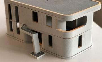 Γιώργος Στάικος: Ο Έλληνας που «εκτυπώνει» το πρώτο 3D διώροφο κατοικήσιμο σπίτι της Ευρώπης