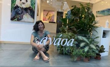 Ηλέκτρα Δουμά: Αναντικατάστατη η επαφή του φιλότεχνου κοινού με τον καλλιτέχνη και τα έργα του