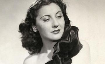 Το τραγουδι της ημερας-Σοφία Βέμπο Το τραγούδι της λευτεριάς (1947)