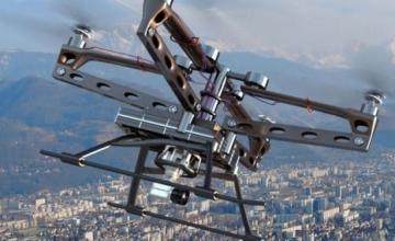 Τα Drones μεταμορφώνουν τον τρόπο με τον οποίο οι τηλεπικοινωνίες ελέγχουν τους πύργους