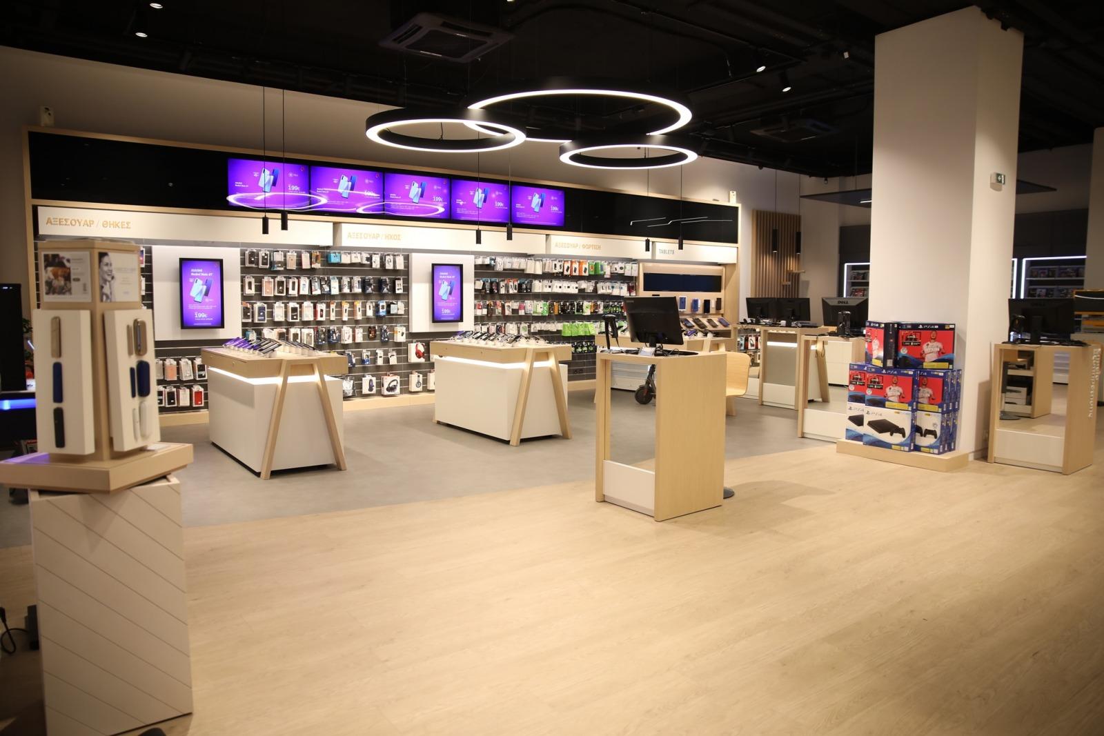 Ανοιχτά, με νέο ωράριο, παραμένουν όλα τα καταστήματα COSMOTE και ΓΕΡΜΑΝΟΣ πανελλαδικά