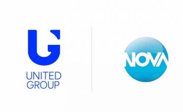 United Group: Συμφωνία για την εξαγορά της Nova Broadcasting Group, από την Advance Media Group