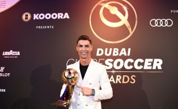 Globe Soccer Awards 2020: Οι κορυφαίοι του ποδοσφαίρου αναδεικνύονται στη θύρα σου! Ασφαλώς στα Novasports!