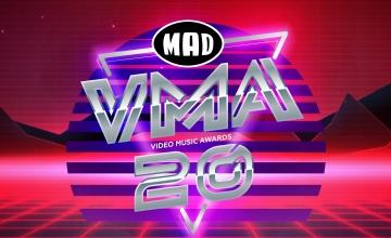 Τα «MAD Video Music Awards 2020» έρχονται την Κυριακή 27 Δεκεμβρίου αποκλεστικά στο MEGA_