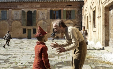 Πρεμιέρα για την ταινία «Pinocchio», του Ματέο Γκαρόνε, στη Nova!