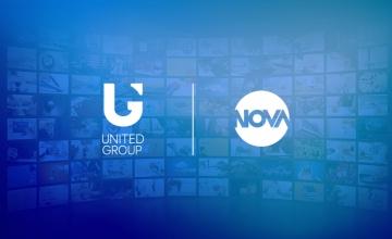 Η United Group ολοκληρώνει την εξαγορά της βουλγαρικής Nova Broadcasting Group