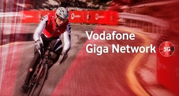 Ενεργοποιήθηκε το  Vodafone Giga Network 5G