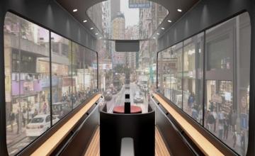 Χονγκ Κονγκ Andrea Ponti: Σχεδιαστής οραματίστηκε εκ νέου τον τρόπο που μετακινούμαστε μαζικά