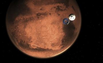NASA: Προσεδαφίστηκε το Perseverance στον Άρη – Οι πρώτες εικόνες
