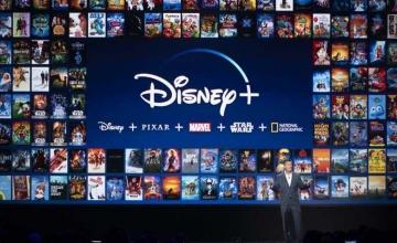 Η Disney + ανταγωνίζεται το Netflix