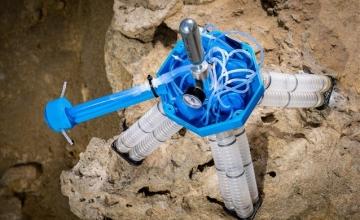Τεχνολογία: Ρομπότ χωρίς ηλεκτρονικά, που κινείται με πεπιεσμένο αέρα