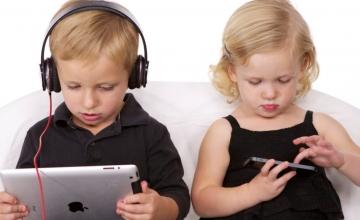 Κρατήστε μακριά από ηλεκτρονικές συσκευές τα παιδιά προσχολικής ηλικίας