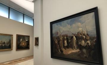 Εθνική Πινακοθήκη: Ανοίγει τις πύλες της στις 24 Μαρτίου με 1.000 πίνακες