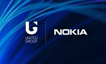 Η United Group επιλέγει τη Nokia για να υποστηρίξει το λανσάρισμα του δικτύου οπτικών ινών νέας γενιάς στη Νοτιοανατολική Ευρώπη