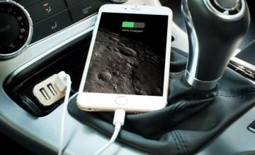 Φόρτιση κινητού : Γιατί δεν πρέπει να το φορτίζετε στο αυτοκίνητο