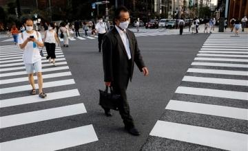 Ιαπωνικός υπερυπολογιστής απορρίπτει τις διπλές μάσκες κατά του κορωνοϊού