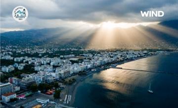 Η WIND Ελλάς συμβάλει στην ψηφιακή ανάπτυξη της Καλαμάτας ως πρότυπη πόλη για ψηφιακούς νομάδες