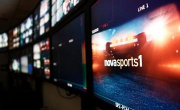 Οι ρωσικές εξ' αναβολής «μάχες» του Παναθηναϊκού ΟΠΑΠ, τα ημιτελικά του EuroCup και η Lega Basket Serie A αποκλειστικά στα κανάλια Novasports!