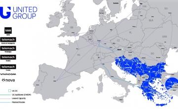 Η United Group παρουσιάζει τη νέα εταιρία τηλεπικοινωνιών χονδρικής, με την επωνυμία «UGI Wholesale», με έδρα στην Ελλάδα