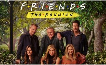 """Και στην Ελλάδα το ειδικό επεισόδιο """"Friends: The Reunion"""" από Vodafone TV και Star!"""