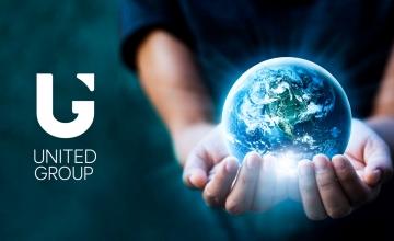 Η United Group δεσμεύεται ως προς την υιοθέτηση επιστημονικά καθορισμένων στόχων για τη μείωση των εκπομπών αερίων