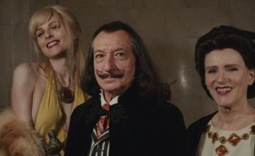 Salvador Dali ο Ben Kingsley – Gala η Barbara Sukowa: Daliland, η ταινία για τον ιδιοφυή «τρελάρα» καλλιτέχνη