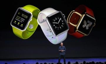 Apple: Έξυπνο ρολόι που ελέγχεται με χειρονομίες