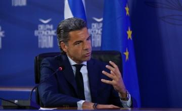 Ν. Σταθόπουλος: «Ενδιαφέροντες κλάδοι είναι οι τηλεπικοινωνίες, τα media, η υγεία, η τεχνολογία και οι φαρμακοβιομηχανίες»