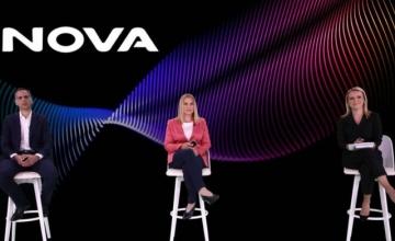 Η Forthnet γίνεται Nova. Μία νέα και δυναμική εποχή ξεκινά