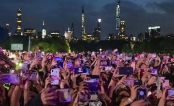 Με συναυλία στο Σέντραλ Παρκ θα γιορτάσει η Νέα Υόρκη την αναγέννησή της μετά τη πανδημία