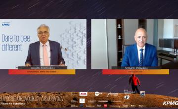 Μπάμπης Μαζαράκης, Όμιλος ΟΤΕ: «Για τον CFO, αφετηρία και προορισμός είναι το μέλλον»