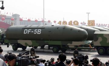 Η  Κίνα κατασκευάζει εκατοντάδες σιλό πυρηνικών πυραύλων, οι ΗΠΑ ανησυχούν
