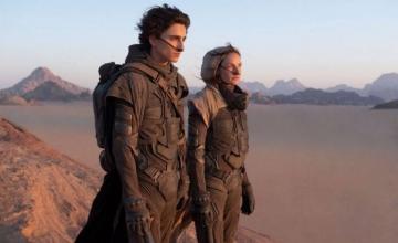 Νέο επικό τρέιλερ για το πολυαναμενόμενο «Dune»
