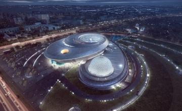 Σανγκάη: Έτοιμο να υποδεχτεί κοινό το μεγαλύτερο μουσείο αστρονομίας παγκοσμίως
